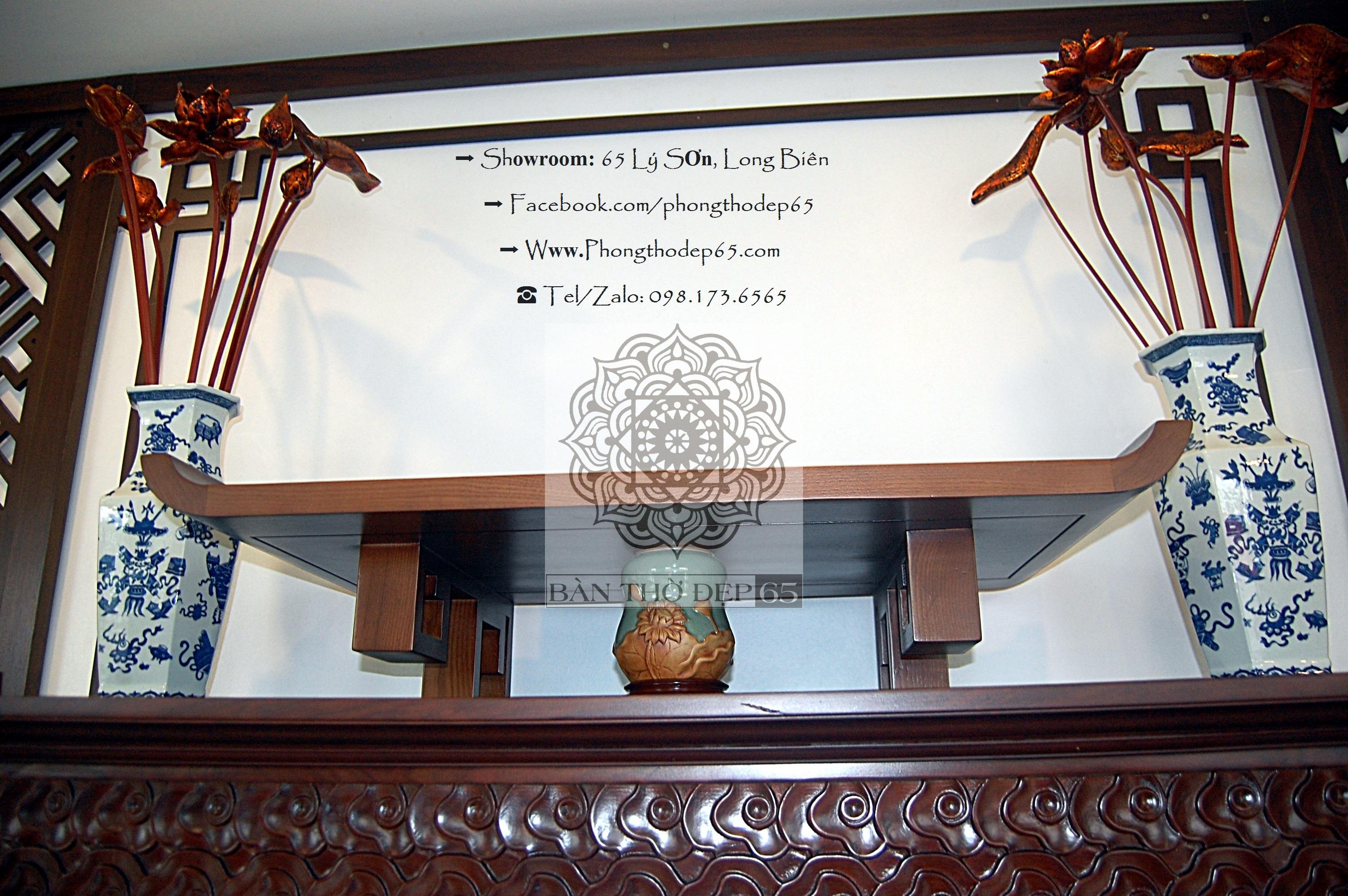 Bàn thờ treo tường TC89-03