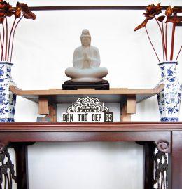Bàn thờ treo tường T1901