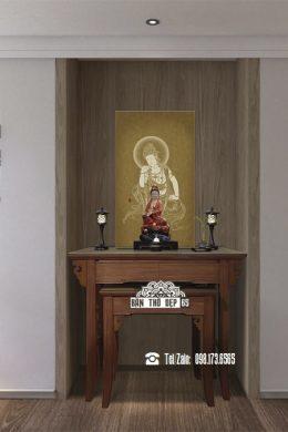 Bàn thờ đứng hiện đại B1905